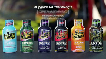 Extra Strength 5 Hour Energy TV Spot, 'Upgrade to Awesome' Feat. Erik Jones - Thumbnail 9