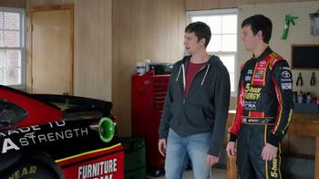 Extra Strength 5 Hour Energy TV Spot, 'Upgrade to Awesome' Feat. Erik Jones - Thumbnail 8