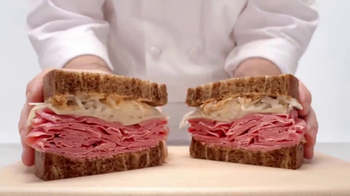 Arby's New York Double Stack Reuben TV Spot, 'For More's Sake' Song by YOGI - 1511 commercial airings