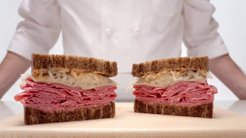 Arby's New York Double Stack Reuben TV Spot, 'For More's Sake' Song by YOGI - Thumbnail 5