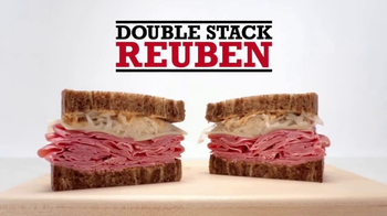 Arby's New York Double Stack Reuben TV Spot, 'For More's Sake' Song by YOGI - Thumbnail 6