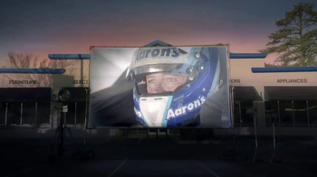 Aaron's TV Spot, '17 Years Together' Featuring Michael Waltrip - Thumbnail 1
