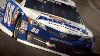 Aaron's TV Spot, '17 Years Together' Featuring Michael Waltrip - Thumbnail 2