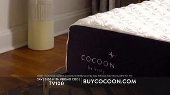 Sealy Cocoon TV Spot, 'A New Way to Buy a Mattress' - Thumbnail 4