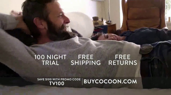 Sealy Cocoon TV Spot, 'A New Way to Buy a Mattress' - Thumbnail 5