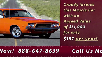 Grundy Collector Car Insurance TV Spot, 'Classic Car Specialist' - Thumbnail 4