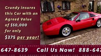 Grundy Collector Car Insurance TV Spot, 'Classic Car Specialist' - Thumbnail 9