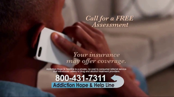 Addiction Hope and Helpline TV Spot, 'The First Step to Recovery' - Thumbnail 10