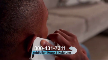 Addiction Hope and Helpline TV Spot, 'The First Step to Recovery' - Thumbnail 2
