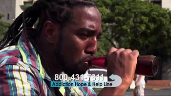 Addiction Hope and Helpline TV Spot, 'The First Step to Recovery' - Thumbnail 6