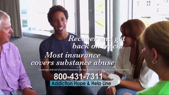 Addiction Hope and Helpline TV Spot, 'The First Step to Recovery' - Thumbnail 7