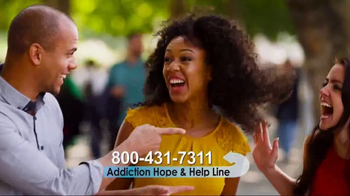 Addiction Hope and Helpline TV Spot, 'The First Step to Recovery' - Thumbnail 8