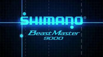 Shimano BeastMaster 9000 TV Spot, 'Power and Durability' - Thumbnail 6