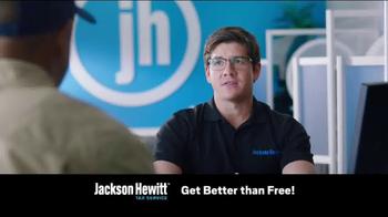 Jackson Hewitt Better Than Free Federal Tax Returns TV Spot, 'Mr. Free' - Thumbnail 1