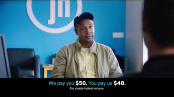 Jackson Hewitt Better Than Free Federal Tax Returns TV Spot, 'Mr. Free' - Thumbnail 3