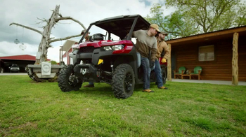 Can-Am Spring Fever Sales Event TV Spot, 'Defender: So Much Effort' - Thumbnail 1