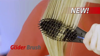 Glider Brush TV Spot, 'Easy to Style'