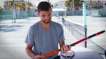 Outside the Ball TV Spot, 'Not Your Ordinary Tennis Interviews' - Thumbnail 3