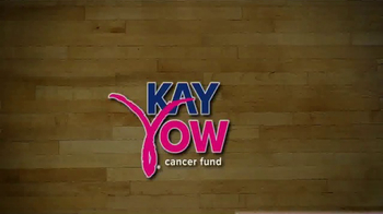 Kay Yow Cancer Fund TV Spot, 'Basketball Fans' Featuring Stephanie Glance - Thumbnail 1