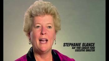 Kay Yow Cancer Fund TV Spot, 'Basketball Fans' Featuring Stephanie Glance - Thumbnail 3