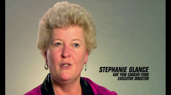 Kay Yow Cancer Fund TV Spot, 'Basketball Fans' Featuring Stephanie Glance - Thumbnail 4