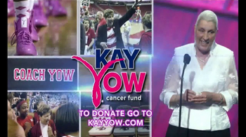 Kay Yow Cancer Fund TV Spot, 'Basketball Fans' Featuring Stephanie Glance - Thumbnail 7