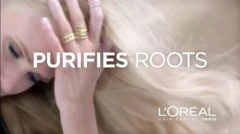 L'Oreal Hair Expert Paris Extraordinary Clay TV Spot, 'Fresh Hair' - Thumbnail 5