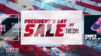 Tennis Express Presidents Day Sale TV Spot, 'Savings Start Now' - Thumbnail 2