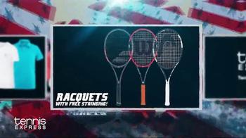 Tennis Express Presidents Day Sale TV Spot, 'Savings Start Now' - Thumbnail 5