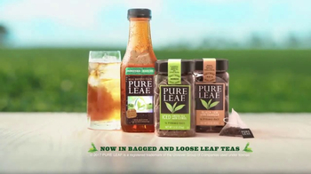 Pure Leaf Unsweetened Black Tea TV Spot, 'Fresh Picked' - Thumbnail 8
