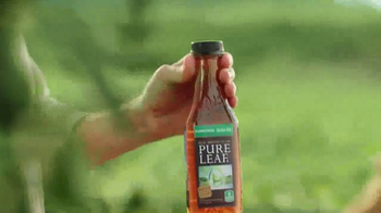 Pure Leaf Unsweetened Black Tea TV Spot, 'Fresh Picked' - Thumbnail 5