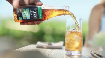 Pure Leaf Unsweetened Black Tea TV Spot, 'Fresh Picked' - Thumbnail 6