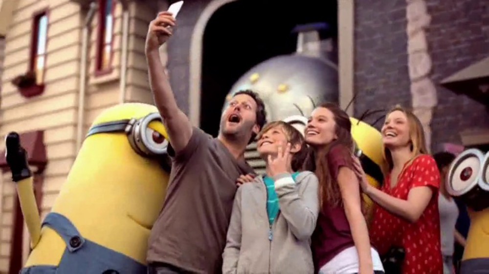Universal Studios Hollywood TV Commercial, 'Get Ready For This'