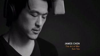 Audible.com TV Spot, 'James Chen Performs From