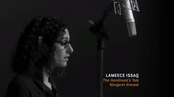 Audible.com TV Spot, 'Lameece Issaq Performs From