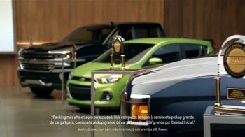 Chevrolet TV Spot, 'Más premios' [Spanish] [T1] - Thumbnail 2