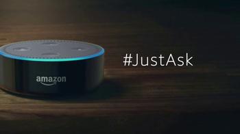 Amazon Echo TV Spot, 'Alexa Moments: Bench Press' - Thumbnail 4
