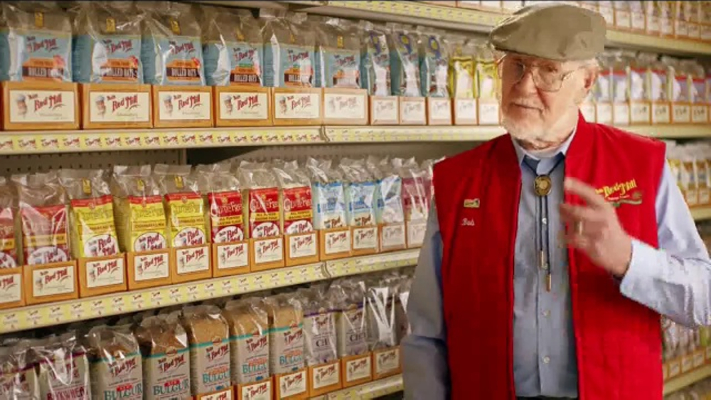Bob's Red Mill TV Commercial, 'On Every Package'