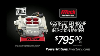PowerNation Directory TV Spot, 'Fuel Injection, Oil, Dampers and Harness' - Thumbnail 2