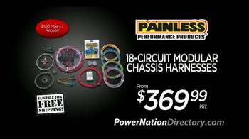PowerNation Directory TV Spot, 'Fuel Injection, Oil, Dampers and Harness' - Thumbnail 5