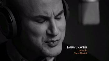 Audible.com TV Spot, 'Sanjiv Jhaveri Performs From