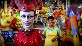 Popeyes Mardi Party Pack TV Spot, 'Celebrate' - 1 commercial airings
