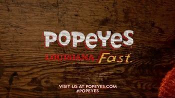 Popeyes Mardi Party Pack TV Spot, 'Celebrate' - Thumbnail 7
