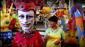 Popeyes Mardi Party Pack TV Spot, 'Celebrate' - Thumbnail 1