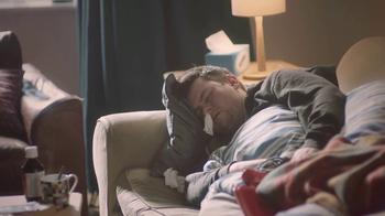 Amazon Echo Dot TV Spot, 'Alexa Moments: Man-Flu' - Thumbnail 2