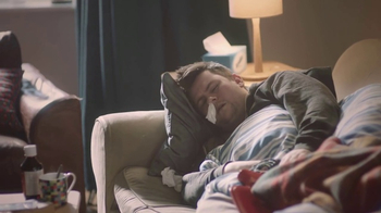 Amazon Echo Dot TV Spot, 'Alexa Moments: Man-Flu' - Thumbnail 3