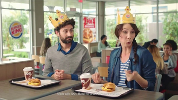 Burger King Croissan'wich TV Spot, 'What She Said' - Thumbnail 1