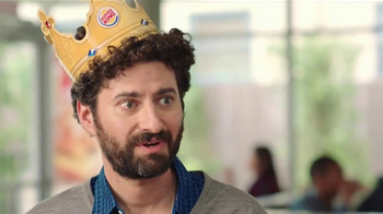 Burger King Croissan'wich TV Spot, 'What She Said' - Thumbnail 3