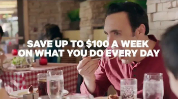 Groupon TV Spot, 'Save on Restaurants' - Thumbnail 6