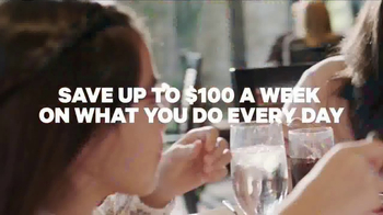 Groupon TV Spot, 'Save on Restaurants' - Thumbnail 7